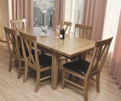 Dining Table And Chairs Set 6 Seat Dining Table And Chairs Kutskokitchen