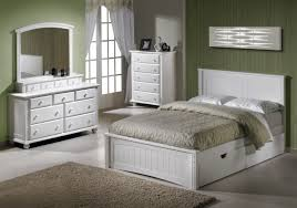 White Solid Wood Full Bedroom Set Raymour Flanigan Clearance Outlet Modern Bedroom Sets Full Lulu Pc