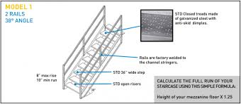 Osha Handrail Post Spacing Height Of Staircase Staircase Gallery
