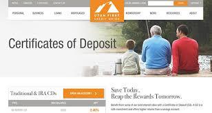 Utah Prepaid Travel Card images Utah credit union tops banks 39 best 5 year cds jpg