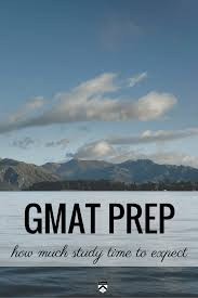 time needed to prep for the gmat