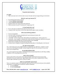 Personal Banker Job Description For Resume by Introduction To Genesis Ii Internet Television