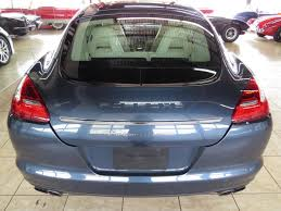 porsche panamera blue 2010 porsche panamera for sale 2027389 hemmings motor news