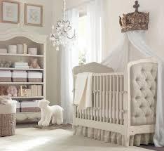 how to create a glamor nursery on a budget