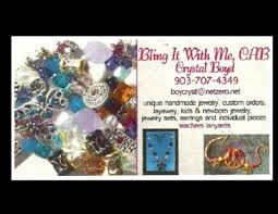 Jewelry Making Design Ideas Jewelry Business Card Bling It With Me Cab U2014 Jewelry Making Journal