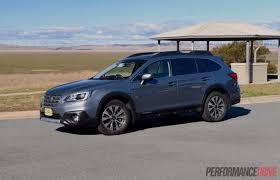 toyota subaru 2015 2015 subaru outback review video 2 0d u0026 2 5i performancedrive
