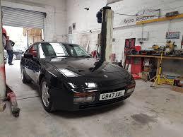porsche 944 spoiler retro restorer