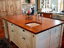 butcher block kitchen island mesquite photos custom wood countertops butcher block