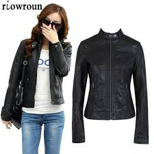 womens leather motorcycle jacket online buy wholesale womens leather motorcycle jacket from china
