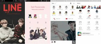 download theme line android apk list tema line link surestoreid