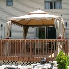 Menards Awnings Menards Home Casual 12 U0027 X 10 U0027 Finial Gazebo 272 1145 Garden Winds