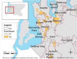 seattle map by county communitiescount