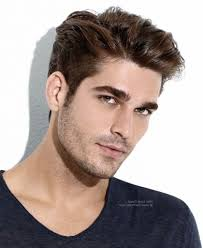 mens hairstyles long on top short sides and back longer front