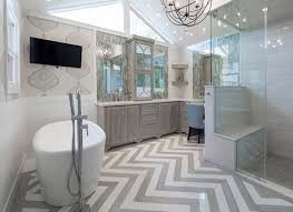 chevron bathroom ideas 135 best bathroom inspiration images on bathroom