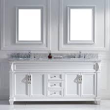 72 In Bathroom Vanity White Sink Bathroom Vanity Ba746372w 72 Sheffield