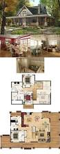 Small Cottages House Plans by Best 10 Cabin Floor Plans Ideas On Pinterest Log Cabin Plans