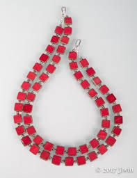 red necklace images Necklaces e j win jewelry jpg