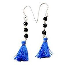 black friday earring amazon deals silvestoo india amethyst u0026 peridot gemstone 925 sterling silver