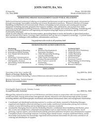 good resume for accounts executive responsibilities for marketing account executive resume exle resume template info