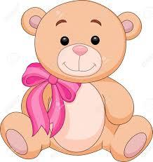imagenes animadas oso marrón lindo oso de dibujos animados cosas ilustraciones vectoriales