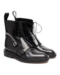 s boots with buckles lace up monk boots with buckles inch2