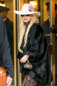 on thanksgiving day lady gaga out on thanksgiving day in new york 11 24 2016