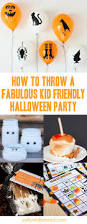 Kid Halloween Birthday Party Ideas by How To Throw A Great Kids Halloween Party Jars And Dressing Up