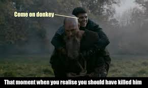 Vikings Meme - vikings season 4 part 2 episode 13 recap two journeys