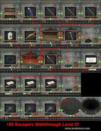 100 door escape scary home walkthroughs 100 escapers walkthrough level 26 27 levelstuck com
