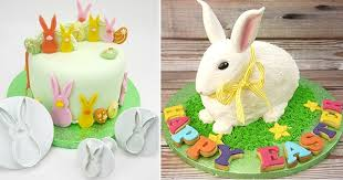 rabbit cake easter surprises cakes cookies cupcakes decorated eggs