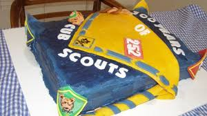 30 Sweet Cub Scout Boy Scout And Eagle Scout Cake Designs Bryan