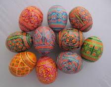 large easter eggs ukrainian eggs ebay