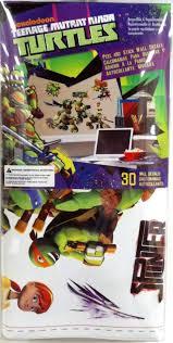 teenage mutant ninja turtles room decor toys