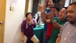 funny games 2014 asiasec equities christmas party youtube