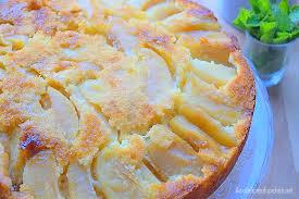 recette de cuisine gateau au yaourt gâteau au yaourt et aux pommes aux delices du palais