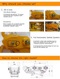 mini excavator quick hitch manufacturers hydraulic quick hitch for