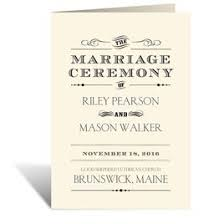Wedding Program Ceremony Wedding Programs Diy Wedding Programs Invitations By Dawn