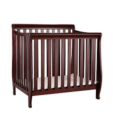 Solid Wood Mini Crib by Mini Alice Mini Cribs Afg Baby Furniture