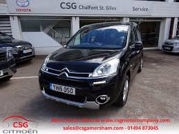 citroen berlingo used black citroen berlingo multispace for sale buckinghamshire