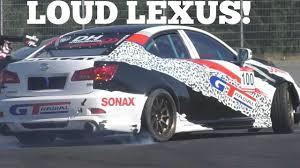 lexus v8 with twin turbo lexus is v8 twinturbo drifting youtube
