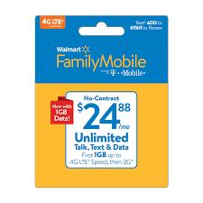 walmart family mobile no contract phones u0026 plans walmart com