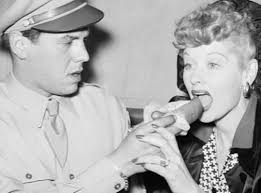 lucille ball flashback friday desi arnaz loves lucille ball and hot dogs