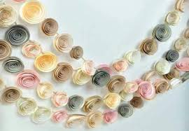 recycling for handmade garlands 15 brilliant home decorating ideas
