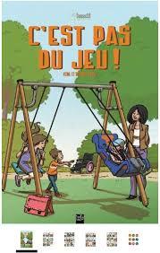 handicap swing c est pas du jeu bd a lire a partager une association li礬