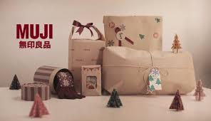 muji gift wrapping tutorial youtube