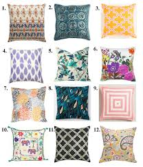 Crate Furniture Cushion Covers Bedroom Patio Chair Plus Beautiful Cheap Throw Pillows For Patio