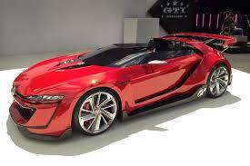 volkswagen supercar volkswagen vision gti roadster mbem pinterest volkswagen