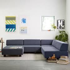 Sofa Sectional Tillary 6 Sectional West Elm