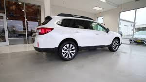2017 subaru outback 2 5i limited black 2017 subaru outback 2 5i limited crystal white pearl h3218626