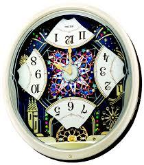 seiko kaliedoscope qxm239srh springfield clock shop